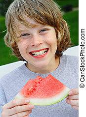 Healthy Summer Snack