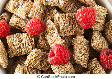 Healthy Whole Wheat Shredded Cereal