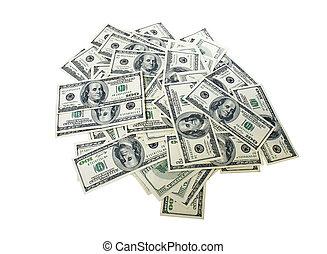 heap of cash