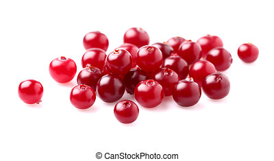 Heap of cranberry