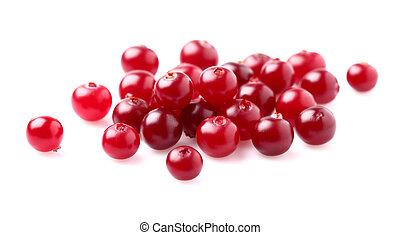 Heap of cranberry