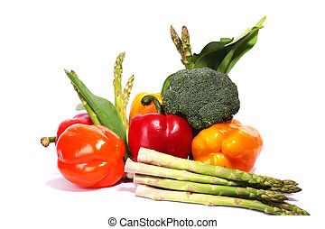 ripe vegetables