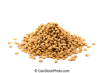 pet dried food