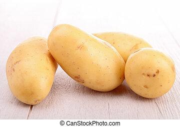 heap of potato