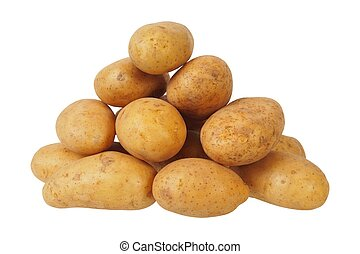 Heap Of Potatoes
