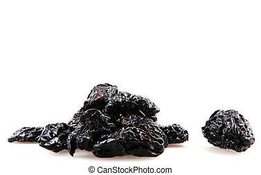 Heap of prunes
