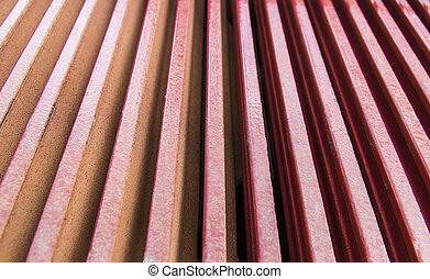 red roof tile background texture