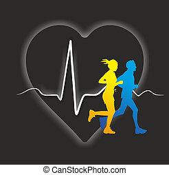 hear medicine - schematic illustration of the relation...