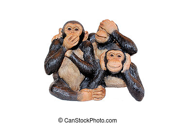 Hear No Evil, See no Evil - I have alway wanted something...