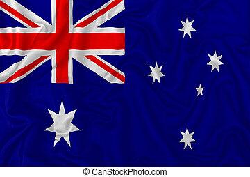 Heard and McDonald Islands flag
