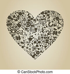 Heart a science