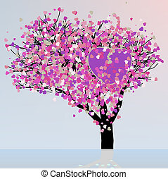 Heart and love design. EPS 8