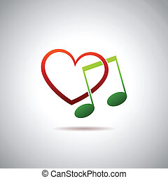 Heart and music