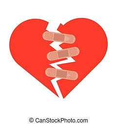 Heart Broken Icon