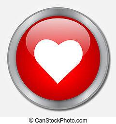 Heart Button