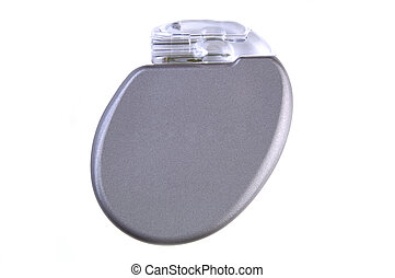 Heart Defibrillator - An ICD (Implantable Cardioverter...