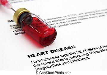 Heart disease form