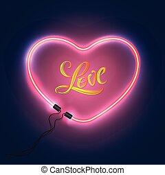 Heart for love.