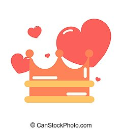 heart girl power