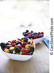 Heart Healthy Fruit Salads