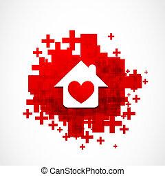 heart house concept