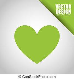 heart icon design