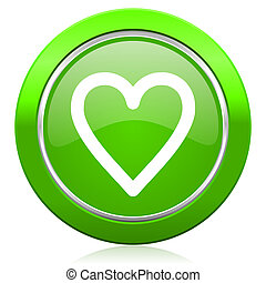 heart icon love sign