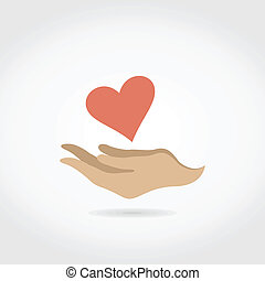Heart in a hand3