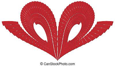 Heart In Shape Shell