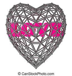 heart jail - prison love.