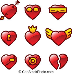 Heart level selection