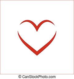 Heart, linear
