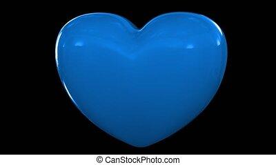 Heart love beating pulse valentine sex anniversary couple...