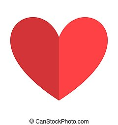 heart love red icon