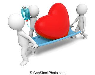 Heart, love