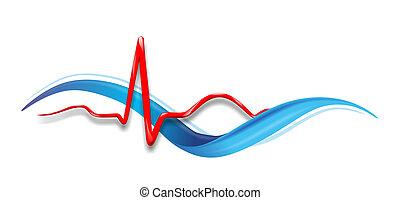 heart medicine - abstract cardioid as metaphor for...