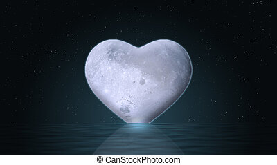 Heart Moon Rising