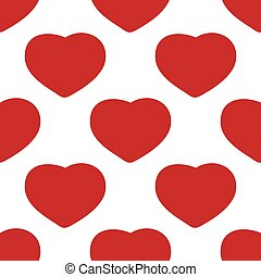 Heart of love seamless