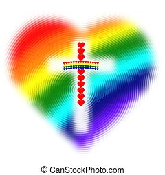 Heart of Love - at the root of faith is a Love that bursts...