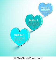 Heart option