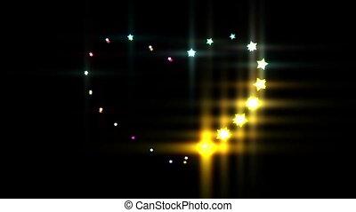 particle - heart particle