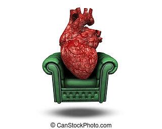 Heart Rest