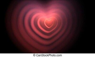 heart, ripple