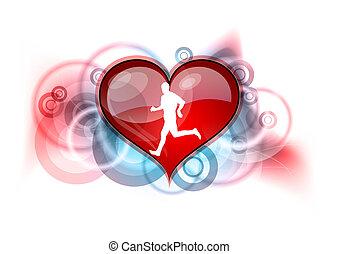 heart runner
