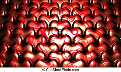 Heart Shape background - Heart Shape elegant romantic...