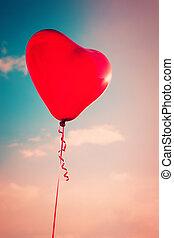 heart shape ballon