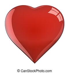 Heart Shape - Heart shape (isolated)