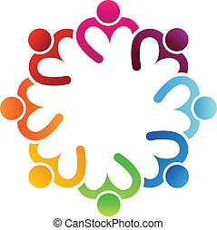 Heart sharing 8 Logo