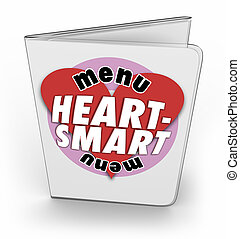 Heart Smart Menu Food Nutrition Choices Eating Options...