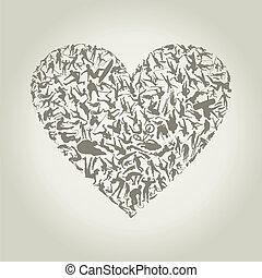 Heart sports